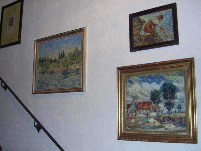 casa rozelor art gallery